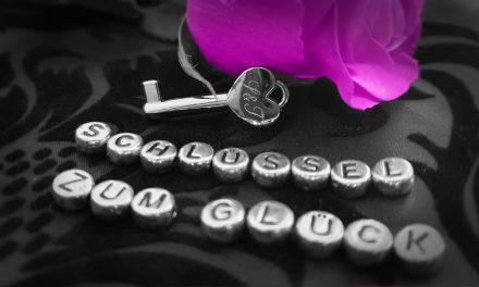 Der Schlüssel zum Glück