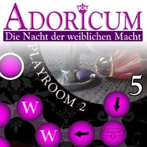 Adoricum - Femdom-Brettspiel